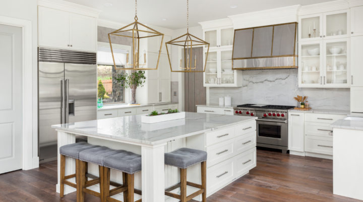 Finer Details Among New Home Trends