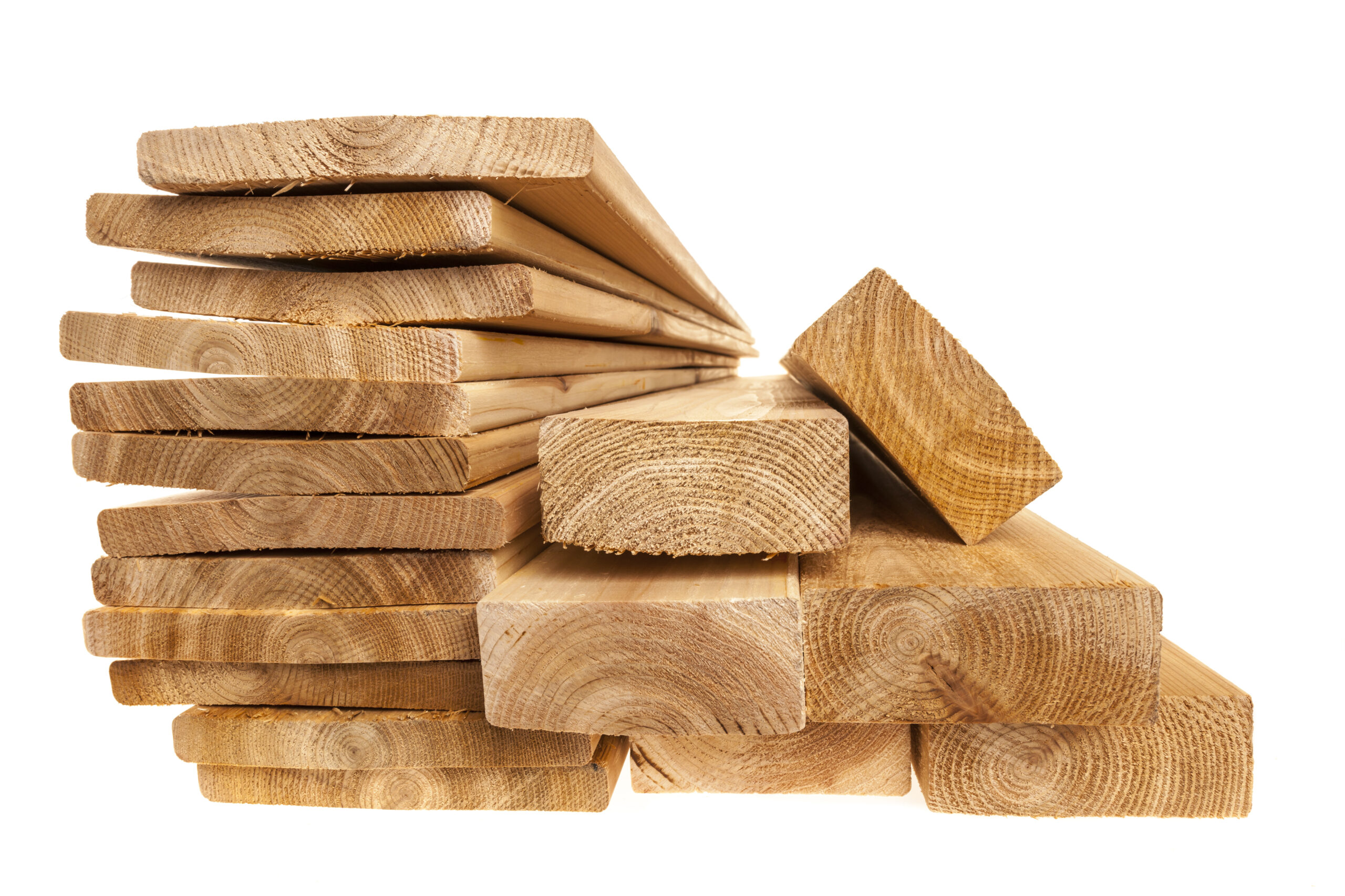 Soaring Lumber Prices Limit the Housing Sector's Potential