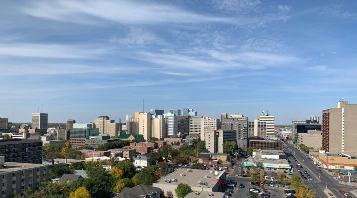 Keep Regina Growing: How can we Achieve Sustainable, City-wide Growth?